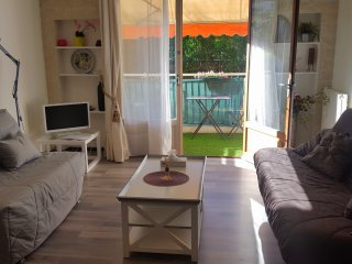 Studio 30m² 4 Personnes +wfii+clim+parking