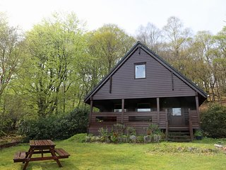 Hooting Lodge in early Spring