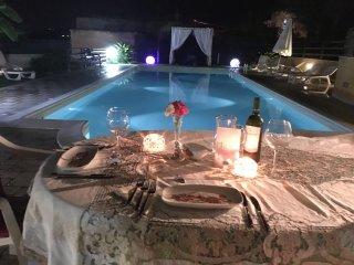 Villa Marigiò con piscina