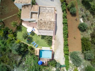 Hilarious Villa Rafaler with Private Pool with water fall in Pollensa