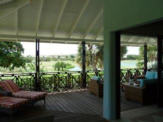 Blue Bay Beach Villa Pool Golfcourse