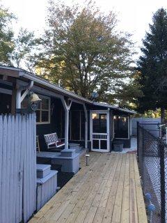 Back Porch/Deck