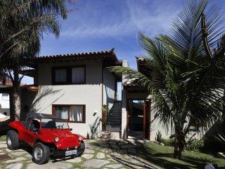 BZ003- Buzios Ferradura Villa Beach Front