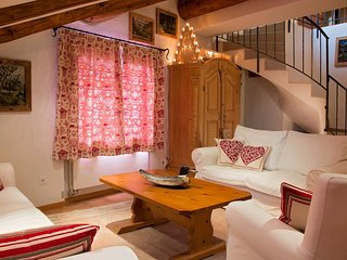 ST.MORITZ: COSY AND CHARMING ENGADINE !!