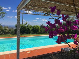 Casa BELLA SOLE - Sun, nature and swimming pool on the Tuscan hill