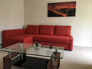 Very nice, comfortable house, newly furnished.