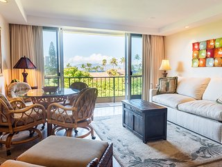 Maui Ka`anapali Villas Oceanview Studio Premier Condo A417