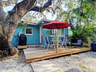 NEW! 3BR Dunedin Home - 2.5 Blocks from Downtown!