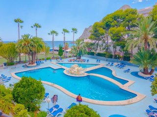 Apartamento Trond en Calp,Alicante,para 5 huespedes