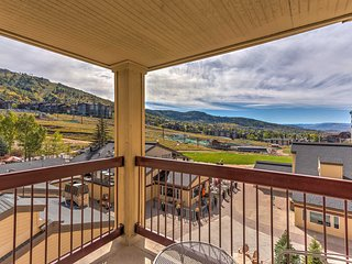 NEW! 2BR Steamboat Springs Condo - Ski-In/Ski-Out!