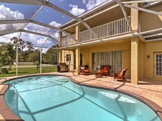 NEW! 5BR Wesley Chapel Home w/Private Lanai & Pool