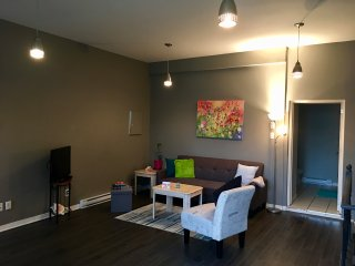Duplex 2 bedroom loft close to Ottawa & Casino