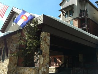 PRICED to MOVE! On-Mountain PRIME LOCATION * Ski Resort & Spa * 3/3-3/6 Breck