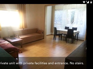 Haifa - Technion: Private Rooms in a Private House