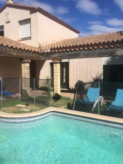 Villa avec Piscine au pays du muscat dans les Pyrenees Orientales