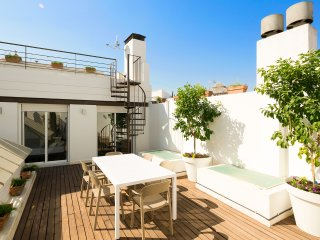Francos Terrace. 3 bedrooms, 3 bathrooms, terrace