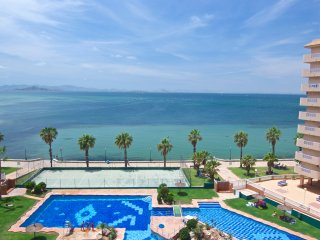Stunning Mediterranean and Mar Menor views