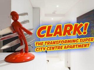 Clark, the Transforming Apartment