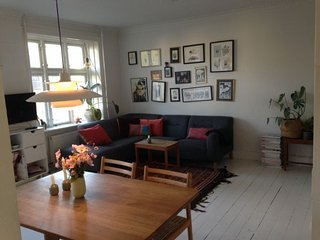 Copenhagen apartment near Noerrebro Park
