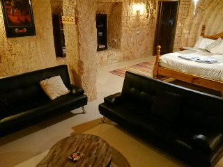 EAST RIDGE UNDERGROUND B&B  PET FRIENDLY, PRIVATE ENTRANCE WITH YOUR COURT YARD