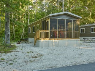 2 Bedroom Cottage in Driftwood RV Resort