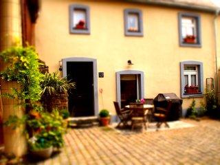 Privates 5 Sterne Wellness-Ferienhaus mit eigenem Spa, Whirlpool, Saquna, Eifel