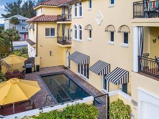 Monarch Villa – Gulfview, 3/3, Heated Pool, Near Village