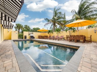 Casa De Mariposa – Gulf View, Heated Pool, 6/6 Near Village [sleeps 16]