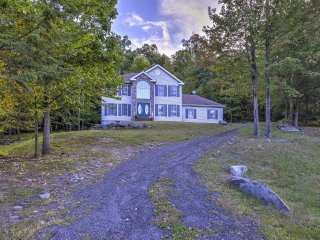 Quiet & Peaceful East Stroudsburg House w/ Deck!