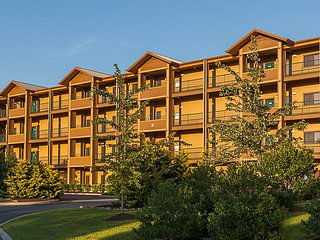 Beautiful Gatlinburg, Tn. 1 bedroom 1 bath villa sleeps 4 Mountain Loaf resort