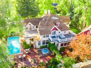 $5 Million Dollar Estate, with Pool, Hot Tub, Gym and 7,500sf of Luxury Living