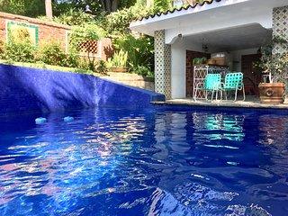 Enchanting Authentic Casita w/Great Pool & Gardens