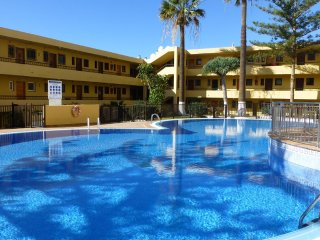 Nice studio apt at 100 meters from Playa Las Vistas beach