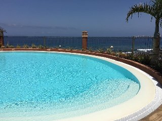 Tenerife south luxury sea front