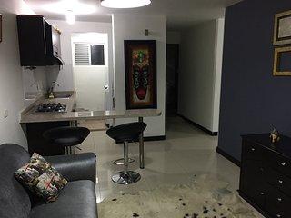 Hermoso apartamento amoblado en Dosquebradas a 10 min del centro de Pereira