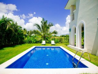 Iberostar resort. Beach villa with private pool