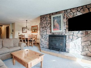 Ski-in condo located in the heart of Breck - sleeps 8 + hot tubs!