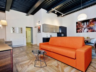 Elegant 2bdr 140 sq. mt. in the heart of Rome