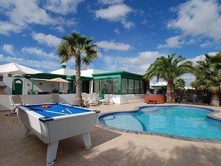private villa in playa blanca lanzarote