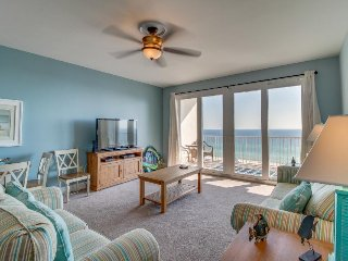 Ocean-view condo with shared pools & hot tub near golf, beaches, & more!
