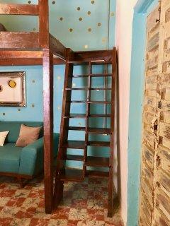 Casa Calixto has been recently restored.