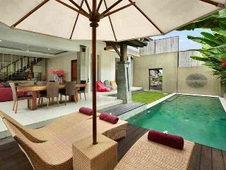 The Kumpi Villas- Five bedroom private villa in Seminyak (Villa 3 & 4)