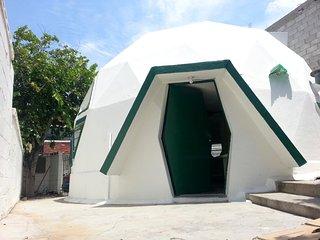 *! Cozy DOME HOUSE * UNIQUE in Playas de Tijuana