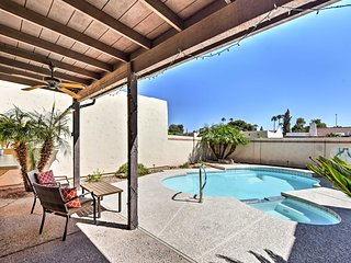 Luxury Mesa House w/ Private Yard & Heated Pool!