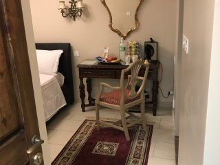 'Cottonera Lines' boutique holiday accommodation at Grand Harbor. Senglea room.