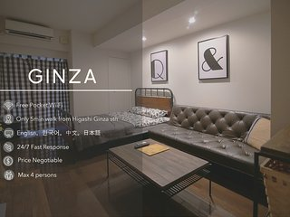 #6 Fancy room in Ginza with good price