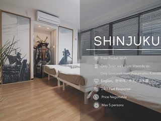 Best Location, Shinjuku Complex J8