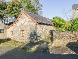 YR HEN DY, exposed wooden beams and stone, Snowdonia National Park, centre of