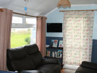Wee Cott 3 bedroom holiday chalet in west Cornwall- New Pictures added.