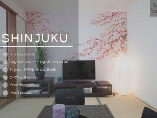 Japanese style & Tatami Apt!! #8